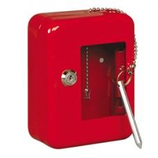 Cassetta per chiavi d'emergenza - 120 x 160 x 60 mm - Metalplus