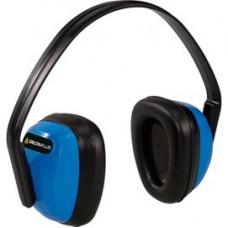 Cuffia antirumore SPA3 - SNR 23 dB - ABS/polistirene/gomma piuma - blu/nero - Deltaplus