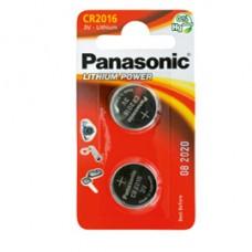 Micropila CR1025 - litio - Panasonic - blister 1 pezzo