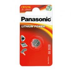 Micropila CR1216 - litio - Panasonic - blister 1 pezzo