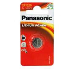 Micropila CR1620 - litio - Panasonic - blister 1 pezzo