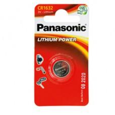 Micropila CR1632 - litio - Panasonic - blister 1 pezzo