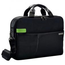Borsa Smart Traveller per PC - 13,3'' - nero - Leitz Complete