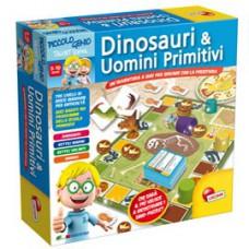 I'm a Genius TS Dinosauri e Primitivi - Lisciani