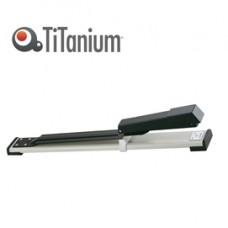 Cucitrice a braccio lungo - 39,7x5,2x7 cm - grigio - Titanium