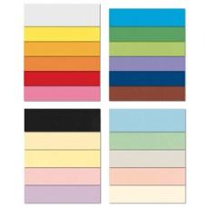 Cartoncino Bristol Color - 50 x 70 cm - 200 gr - bianco 01 - Favini - conf. 25 pezzi