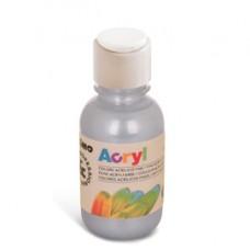 Colori Acryl - 125ml - argento - Primo