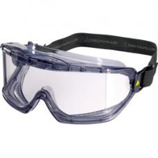 Occhiali a maschera Galeras Clear - policarbonato/PVC - incolore - Deltaplus