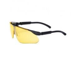 Occhiali di protezione Maxim - policarbonato - montatura nero - lenti giallo - 3M
