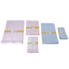 Buste in carta - stampa generica - 10x18 cm - colori assortiti - Balmar 2000 - conf. 100 pezzi