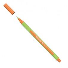 Fineliner Line-Up  - punta 0,4mm - arancio - Schneider