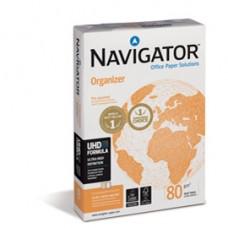 Carta Organizer - 2 fori - A4 - 80 gr - Navigator - conf. 500 fogli