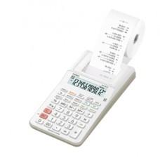 Calcolatrice scrivente HR-8RCE - 12 cifre - bianco - Casio