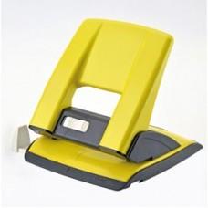 Perforatore - passo 8 cm - massimo 30 fogli - 2 fori - giallo - Kartia