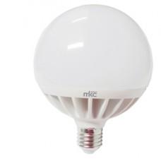 Lampada - Led - globo - 120 - 24W - E27 - 4000K - luce bianca naturale - MKC