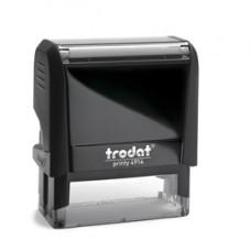 Timbro Original Printy 4.0 4914 - autoinchiostrante - personalizzabile - 64x26 mm - 7 righe - Trodat