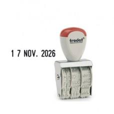 Timbro Datario 1010 - manuale - 4 mm - Trodat