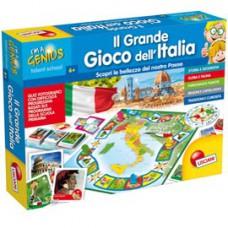 I'm a Genius Il Grande Gioco d'Italia - Lisciani