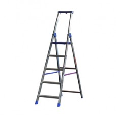 Scala professionale Climb Evolution - 6 gradini - alluminio - Marchetti