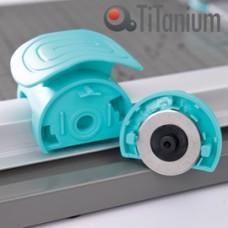 Spare blade stright (lama di ricambio) per taglierina 13939 titanium