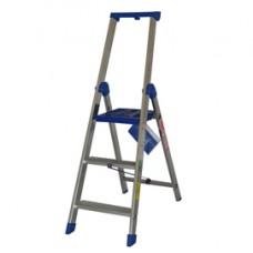 Scala professionale Climb Evolution - 3 gradini - alluminio - Marchetti