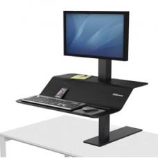 Postazione di lavoro VE Sit Stand Lotus - monitor singolo - Fellowes
