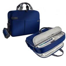 Borsa Smart Traveller per PC - 15,6'' - blu - Leitz Complete