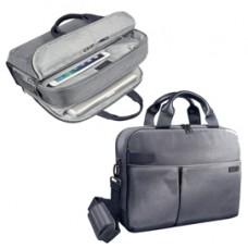 Borsa Smart Traveller per PC - 13,3'' - grigio - Leitz Complete