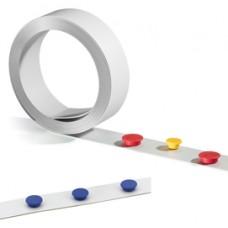 Banda adesiva per magneti - larghezza 35 mm - lunghezza 5 mt - Durable