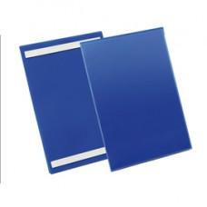 Buste identificative con bande adesive - formato A4 verticale (210x297 mm) - Durable - conf. 50 pezzi