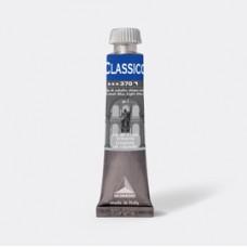 Colore a olio - extrafine - 20 ml - blu cobalto chiaro imitazione - Maimeri