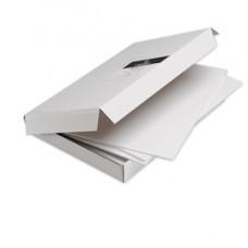Foglio carton mousse - 50x70 cm - spessore 5 mm - bianco - Canson