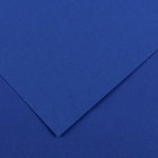 Foglio Colorline - 70x100 cm - 220 gr - blu reale - Canson