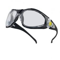Occhiale Pacaya Clear Lyviz - policarbonato/nylon - incolore - Deltaplus