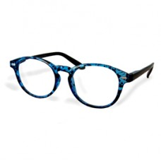 Occhiale Personal 2 - diottrie +2,50 - plastica - blu - Lookkiale