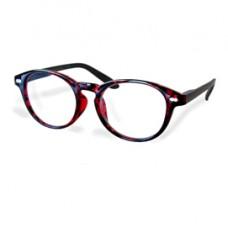 Occhiale Personal 2 - diottrie +2,50 - plastica - rosso - Lookkiale