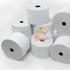 Rotolo per distributori self service - carta termica BPA free - 59,5 mm x 85 mt - diametro esterno 87 mm - 70 gr - anima 12 mm - Rotomar