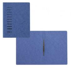 Cartella con pressino - cartone - A4 - blu - Pagna