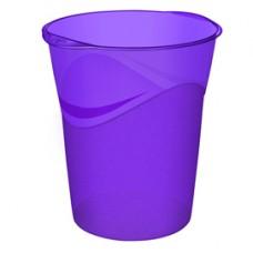 Cestino 280H - 30,5x29 cm - dorso 33,4 cm - 14 lt - deep purple - Cep