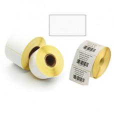 Etichette per trasferimento termico diretto - 30x20 mm - 3 piste - Printex - rotolo da 9000 pezzi