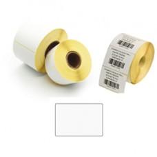 Etichette per trasferimento termico - 58x43 mm - 1 pista - Printex - rotolo da 1000 pezzi
