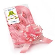 Nastri strip 6800 - in polipropilene - rosa baby 05 - per fiocco autocomponibile - 31mm - diametro 13cm - Brizzolari