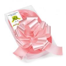 Nastri strip 6800 - in polipropilene - rosa baby 05 - per fiocco autocomponibile - 50mm - diametro 20cm - Brizzolari