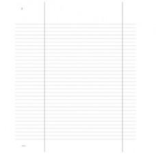 Registro Verbali di Assemblea - 96 pagine numerate - uso bollo - 31 x 24,5 cm - DU135500000 - Data Ufficio