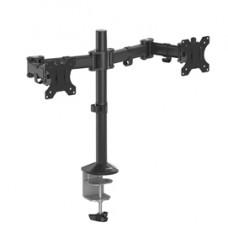 Bracci porta monitor Reflex Series - doppio - 55x11,6x72,6cm - Fellowes