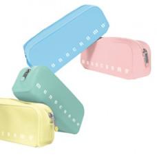 Bustina Monocromo - 80 x200 x 60 mm - silicone soft touch - colori assortiti pastel - Pigna