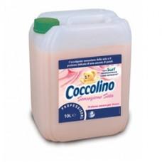 Ammorbidente lavatrice - sensazione seta - 10 L - Coccolino
