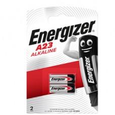 Pile A23/E23A Alkaline - 12V - Energizer Specialistiche - blister 2 pezzi