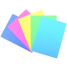 Cartelline 3L Cartex - con stampa - celeste - Blasetti - conf. 25 pezzi