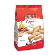 Gongoli - gusto classico - 200 gr - GrissinBon